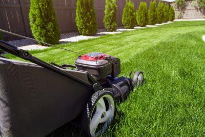 Lawn mowing Jay's Gardening