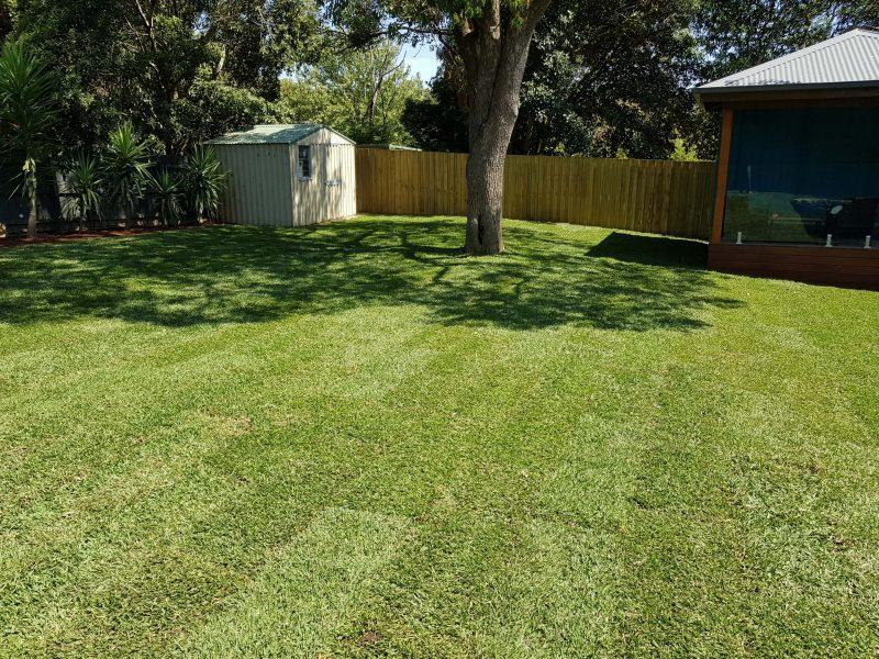 Jays Gardening Garden Turf Layout Granger3