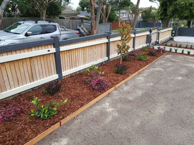 Jays Gardening Garden makeover with edging Furst 3