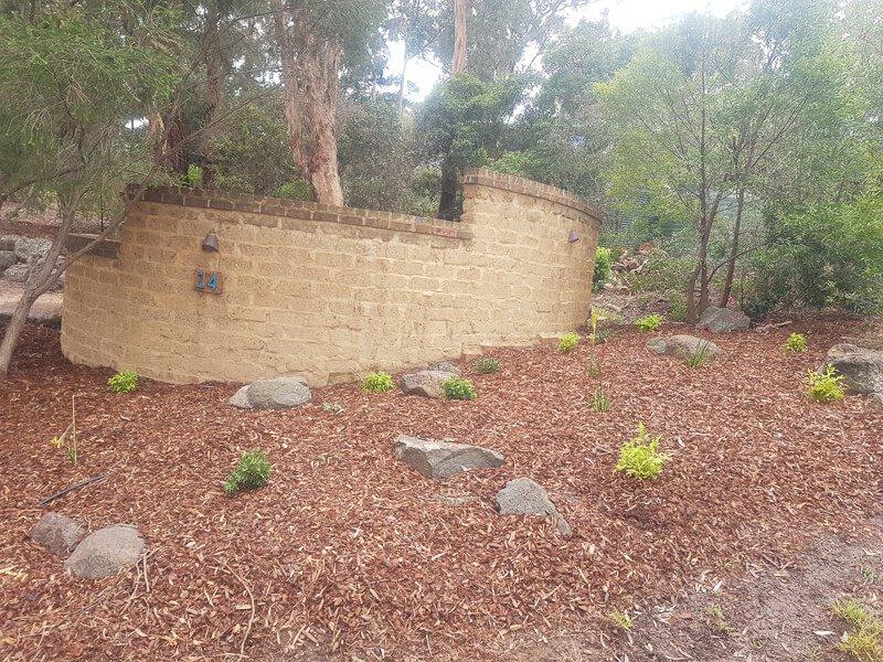 Jays Gardening Shortcut Native planting mulching low maintenance (4)
