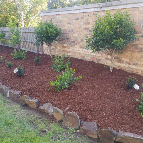 Jays Gardening feature veggie garden bed Kim