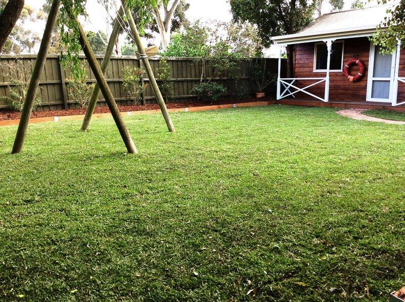 Jays Gardening garden makeover planting mulching clearing (2)